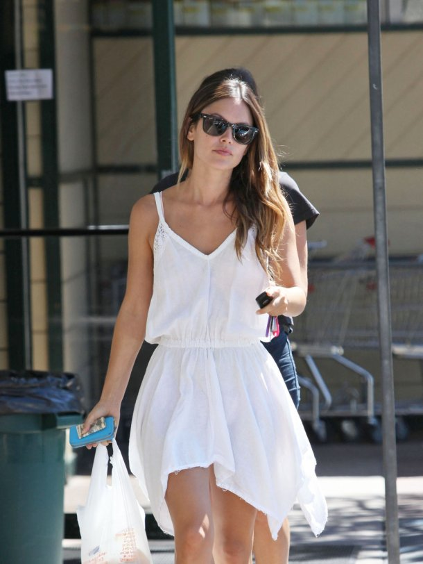 rachel-bilson-white-summer-dress