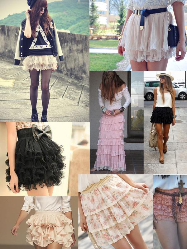 ruffle-skirts-trend