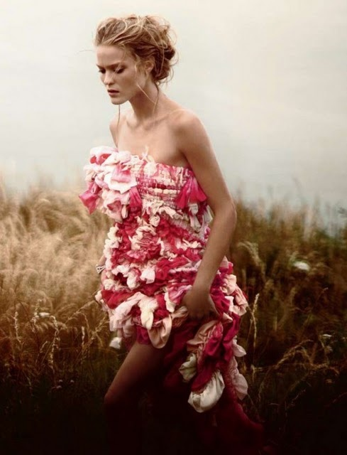 ruffle-style-dress