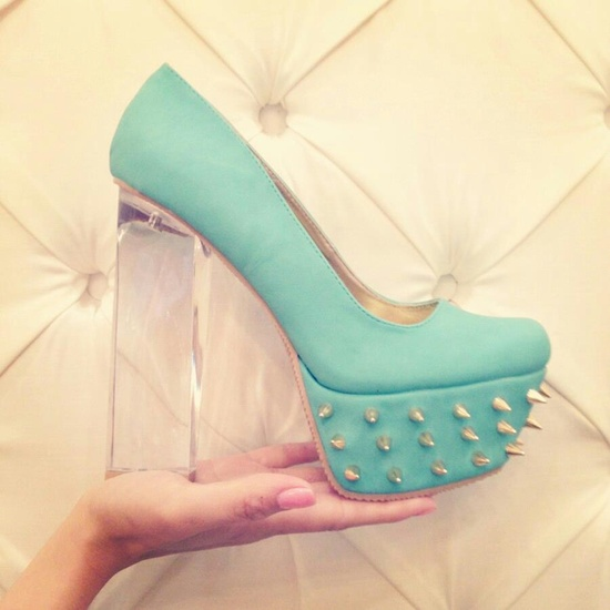 shoes trend chunky heels Ugly Shoes That Look Great!
