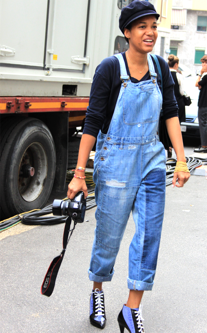 They Re Baaaaack Denim Overalls The Fashion Tag Blog
