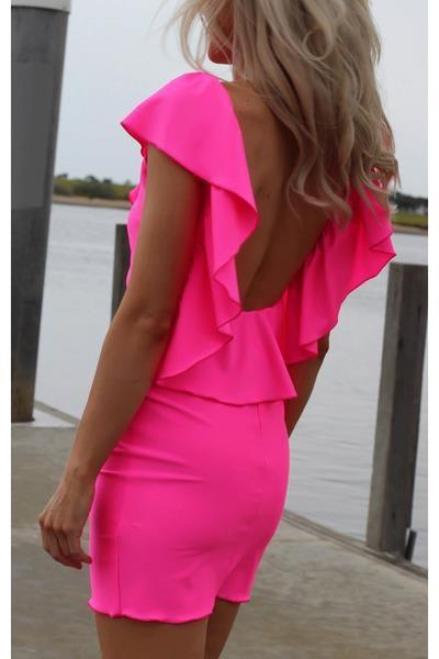 sokak-style-fırfır-elbise