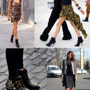 Summer Boots Or How To Look LikeRockstars?