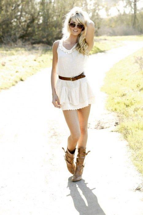 summer-look-boots-dress