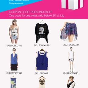 GIVEAWAY: Win FabulousClothes!!!