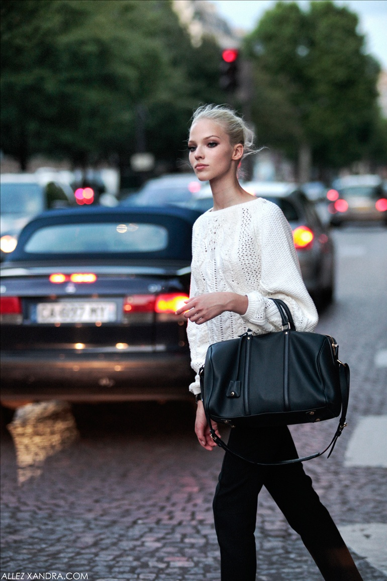 fashion-week-couture-street-style-sweater