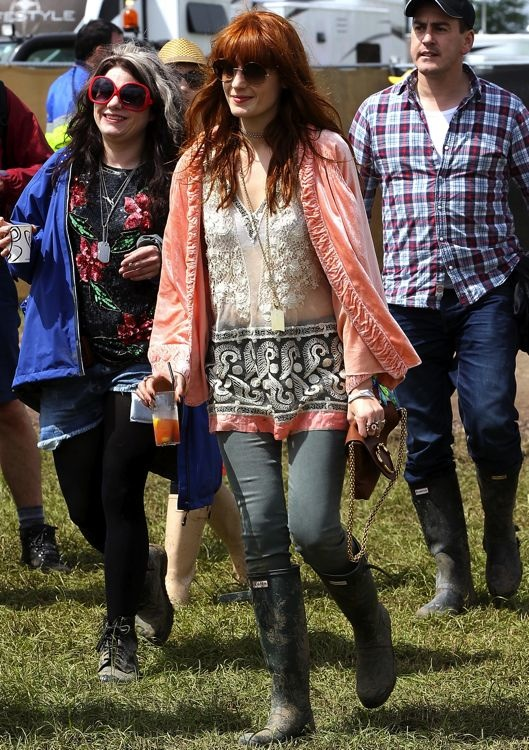 florence-welch-look-glastonbury-2013