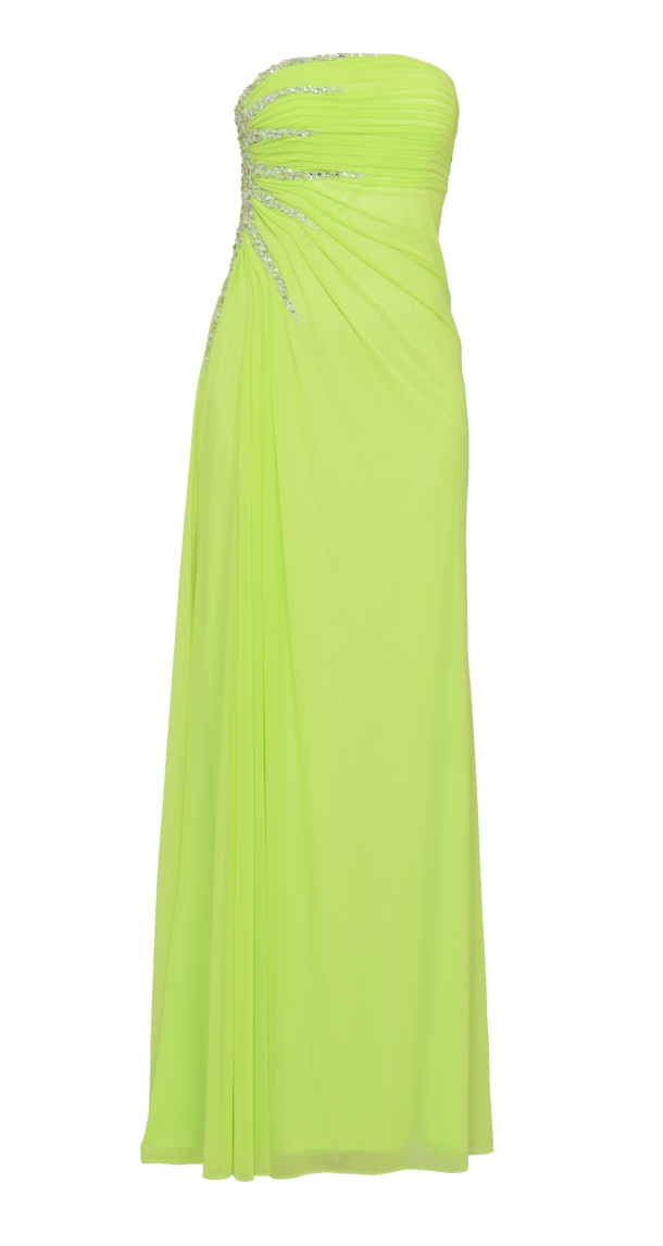 Ginny lime Forever Unique dress