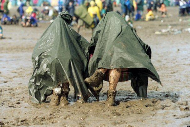 Glastonbury Music Festival 1998