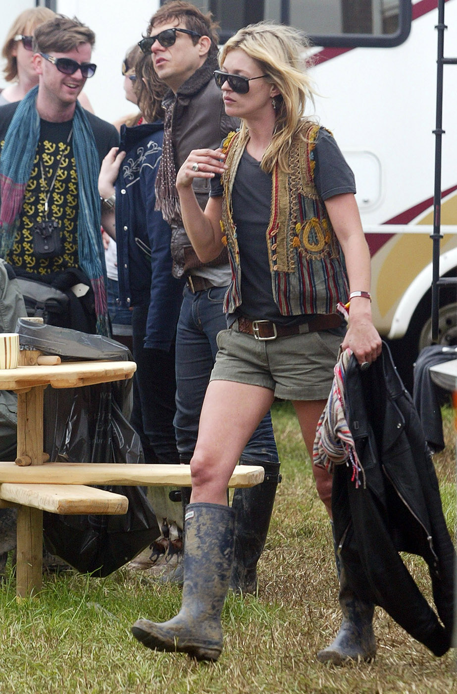 Glastonbury 2013 What To Wear To Music Festivals The