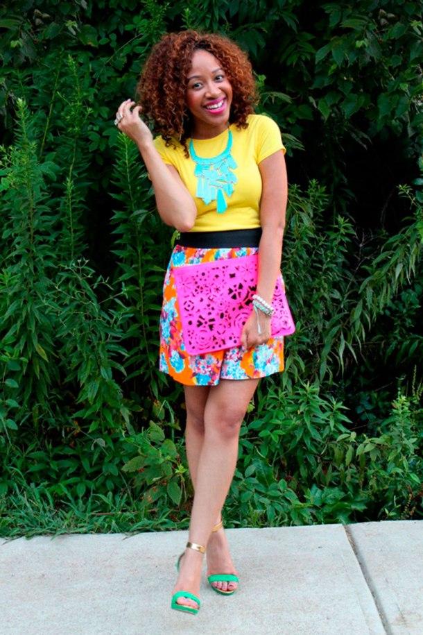 neon-print-dress-look