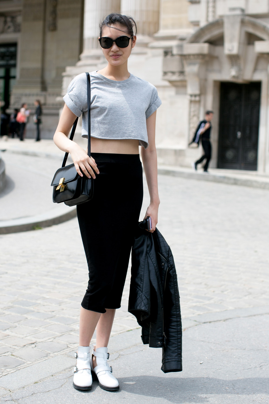 Let 39 S Talk Street Style At Fashion Week Fashion Tag Blog