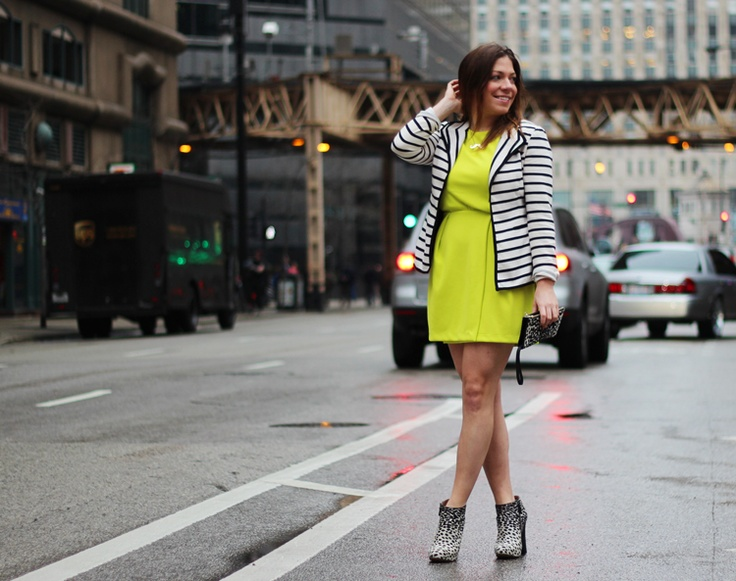 street style neon dresses Dresses That Make Your Eyes Hurt!?