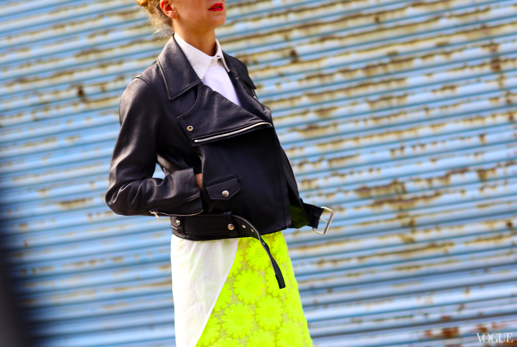 street style neon Dresses That Make Your Eyes Hurt!?