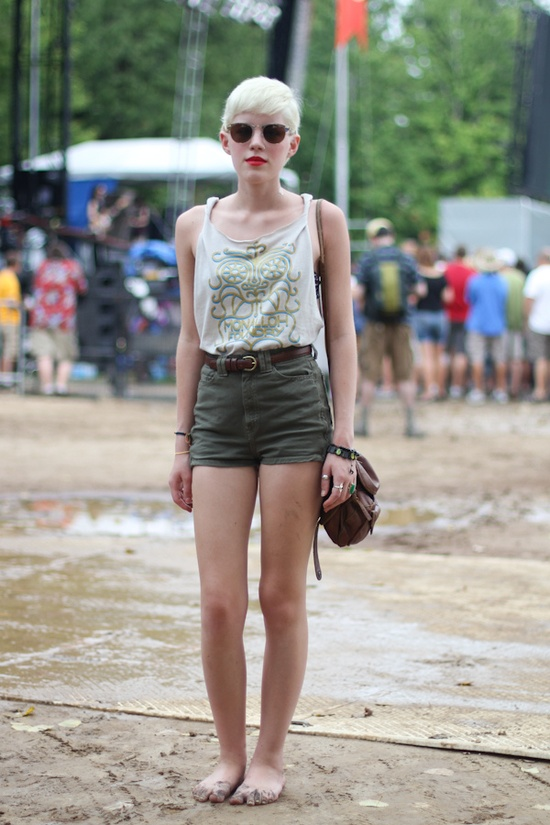 street style tank top Tank Tops: Whats Your Style?