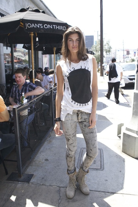 streetstyle tank top Tank Tops: Whats Your Style?