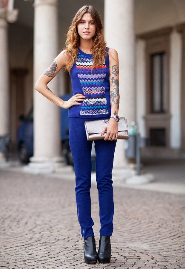summer trend printed tank top Tank Tops: Whats Your Style?