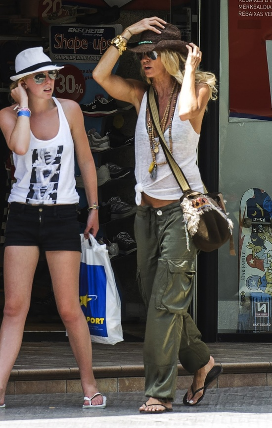 tank top street style Tank Tops: Whats Your Style?