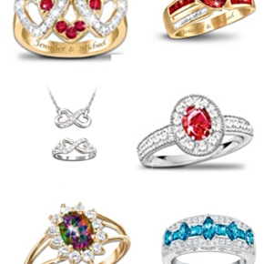 Are Diamonds Still A Girl's Best Friend? The Bradford Exchange Jewelry Brand Makes Us ThinkSo…