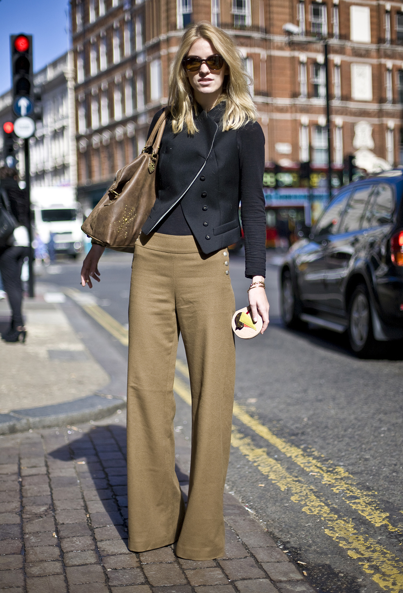 Let's Talk Wide Leg Trousers! YES or NO? | Fashion Tag Blog