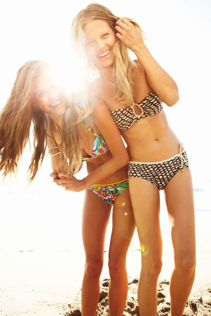 bikini-style