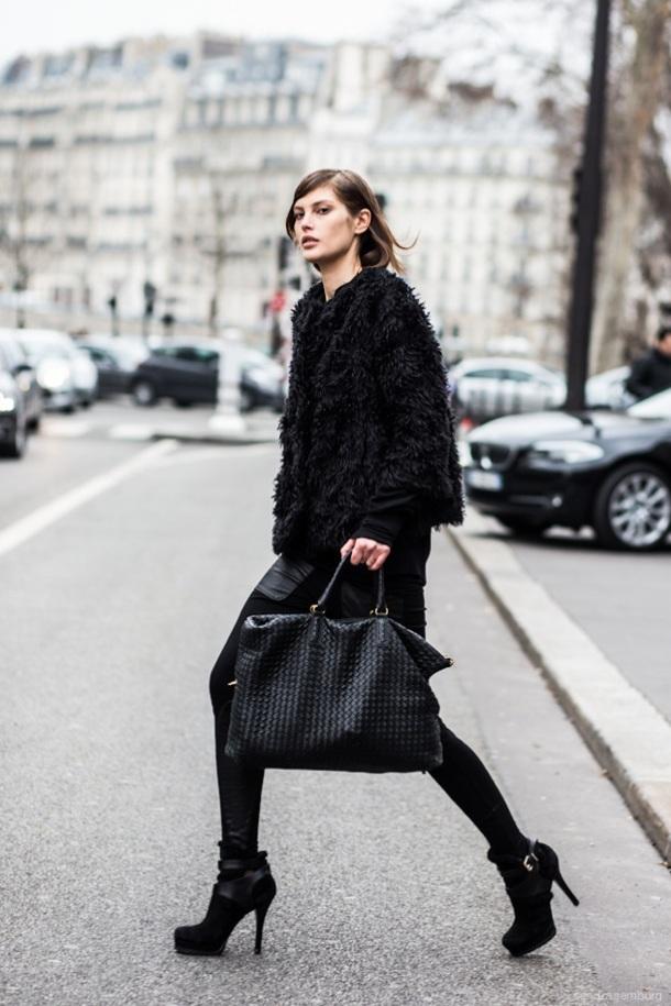 , Paris Fashionweek day 1, Catherine McNeill