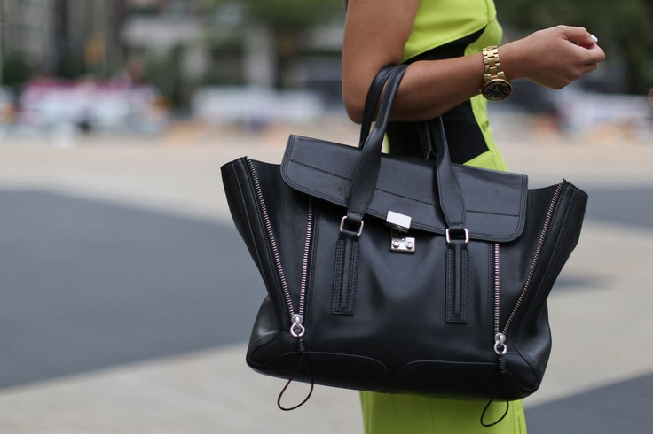 black bag Styling A Black Bag. Is It Really That Easy?