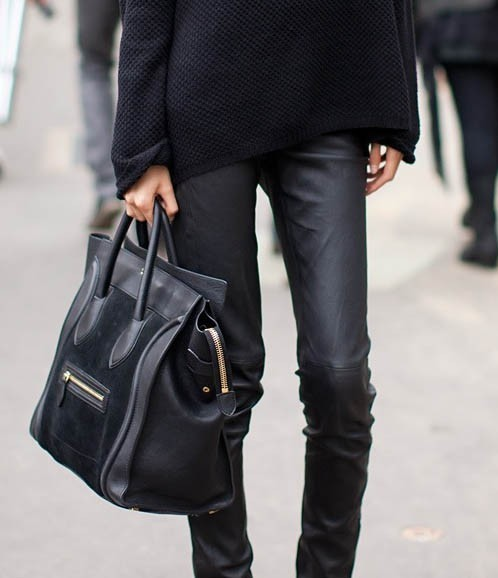 blackbag Styling A Black Bag. Is It Really That Easy?
