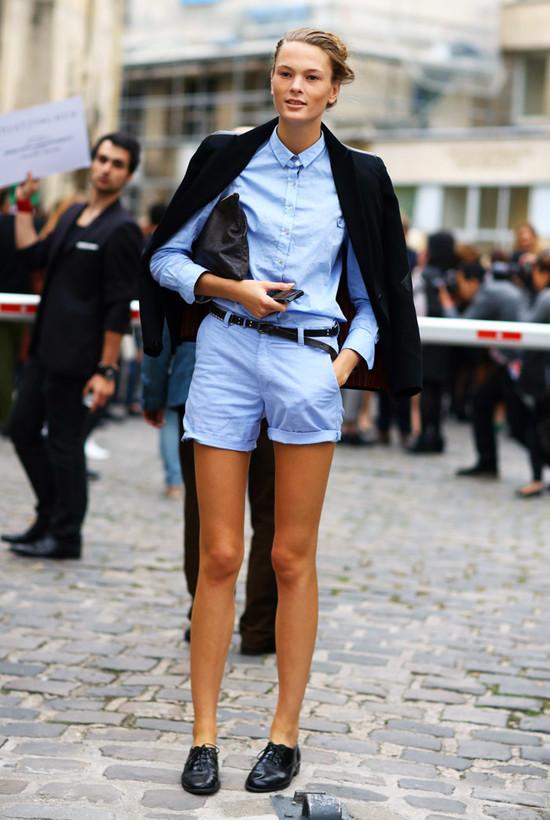 denim-shorts-jacket-style