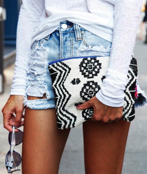 denim-shorts-long-sleeve-trend