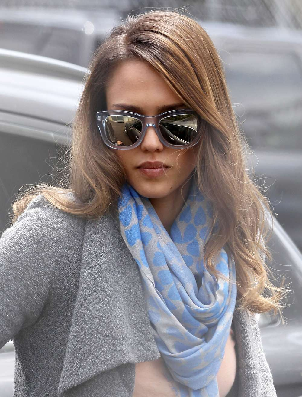 Jessica Alba -sunglasses