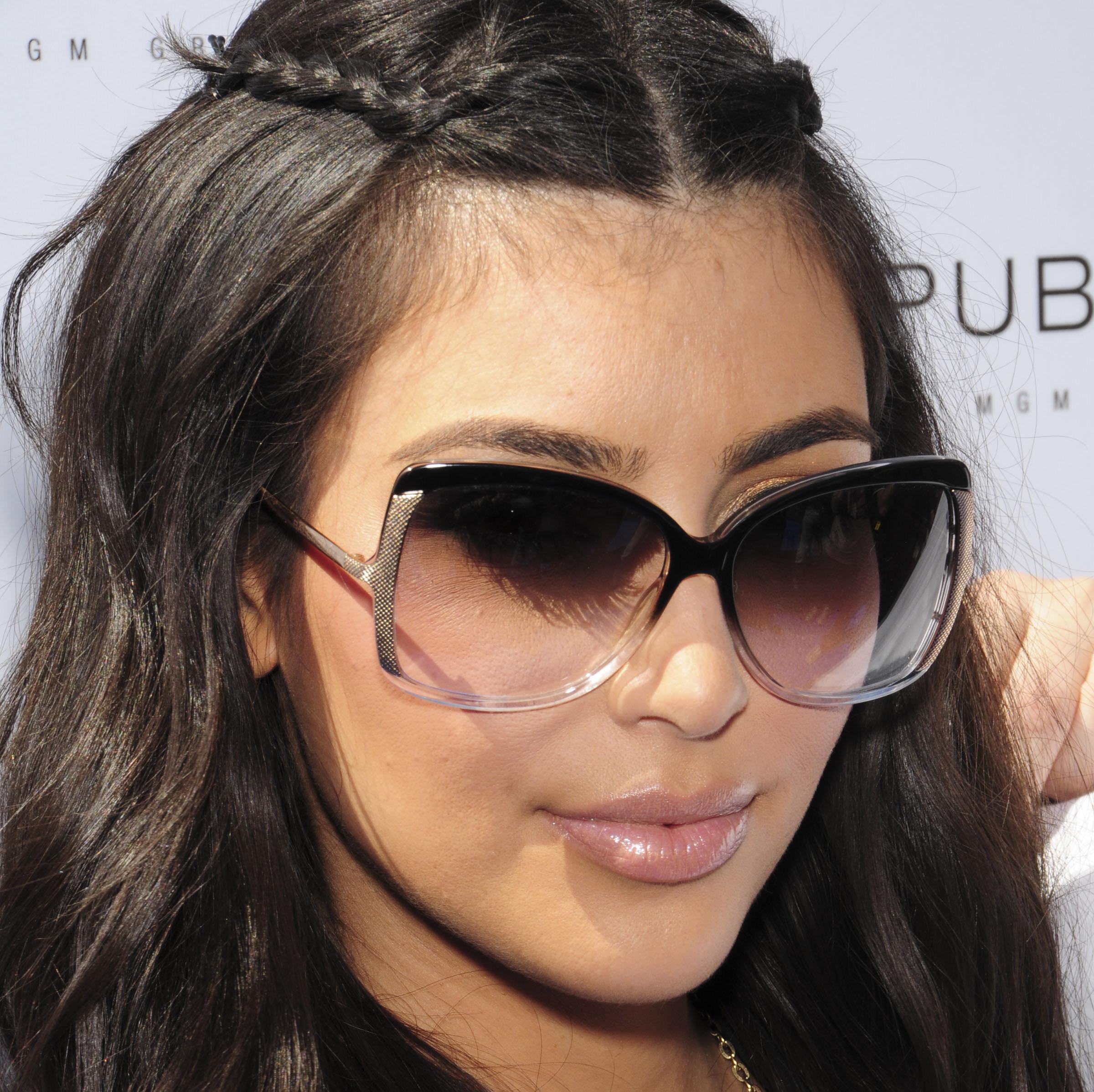 Kim Kardashian Hosts Season Opening Pool Party at Wet Republic
