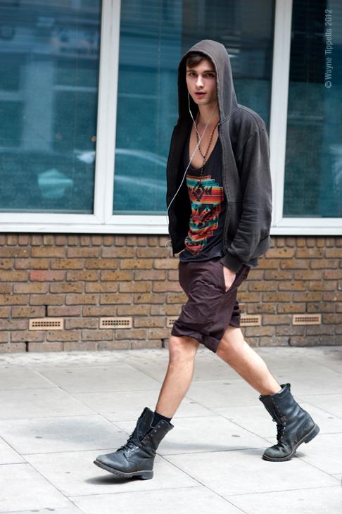 men-shorts-boots