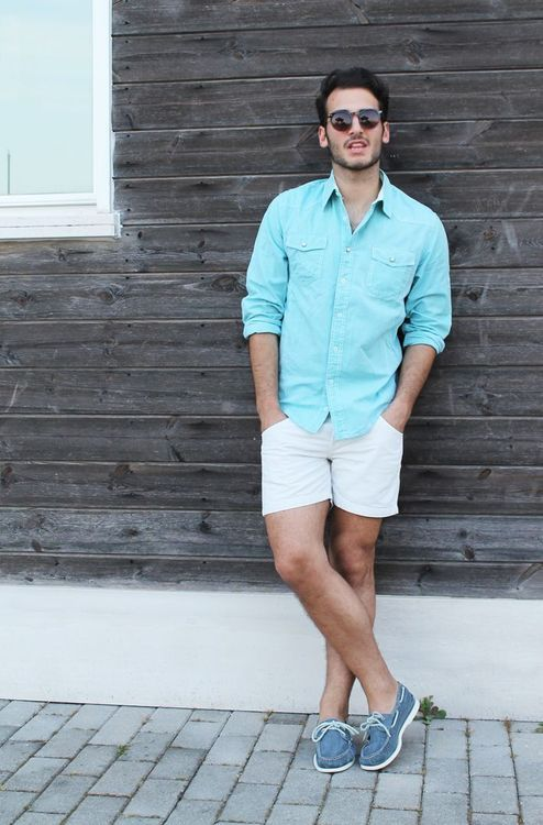 Mens Summer Fashion 2014 Shorts