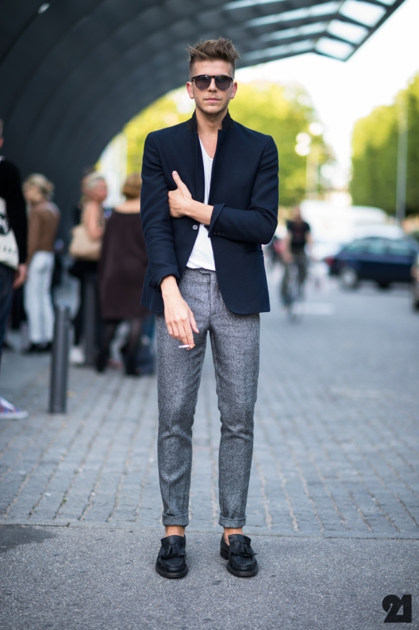 men-trends-loafers-blazer