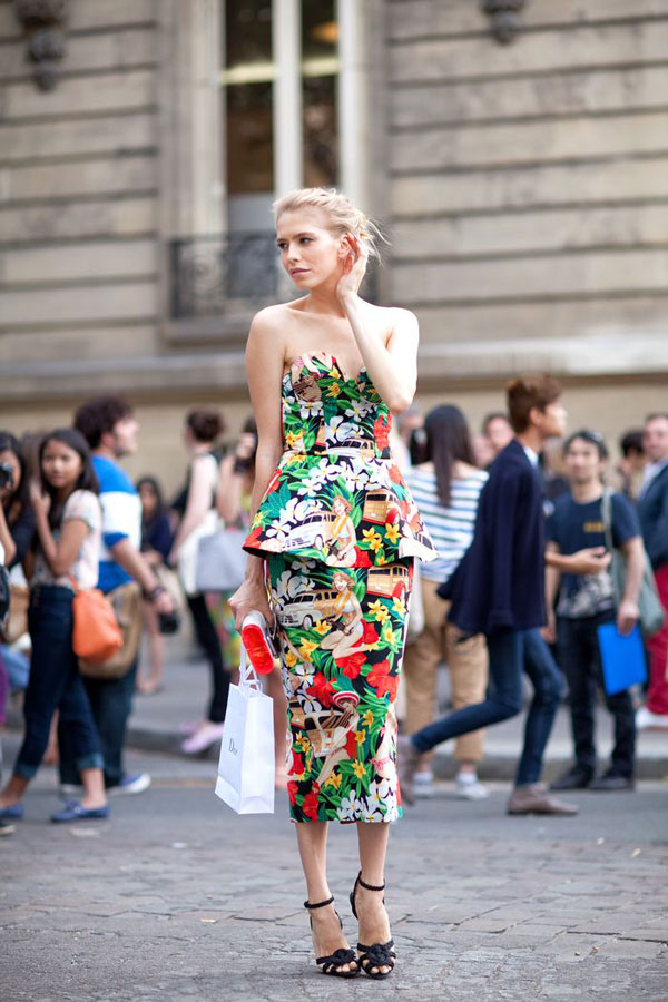 printed-structured-dress-trend
