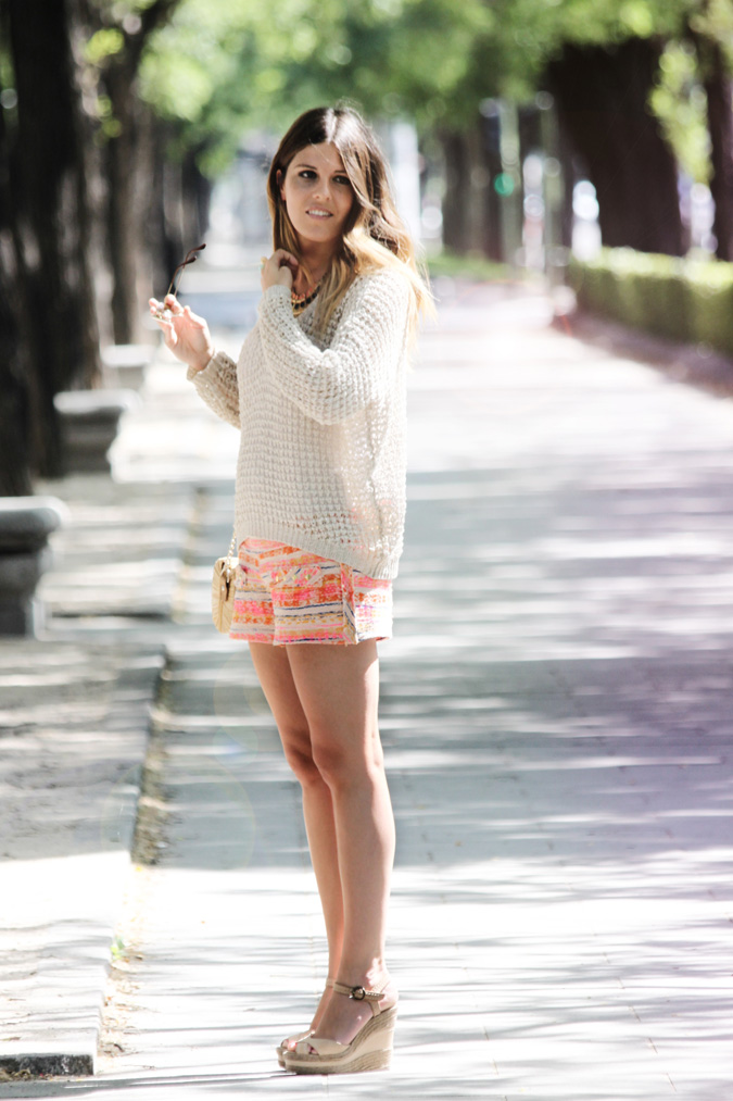 Are Shorts   Long Sleeves THE Trend  – The Fashion Tag Blog c722d0d8801