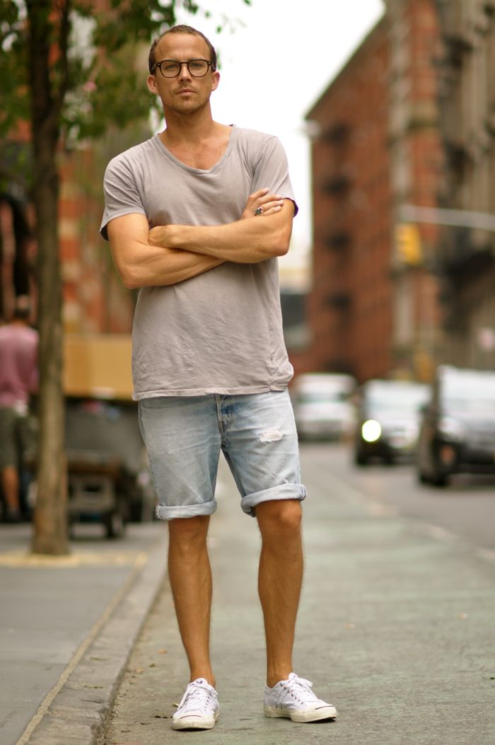 shorts-streetstyle-men
