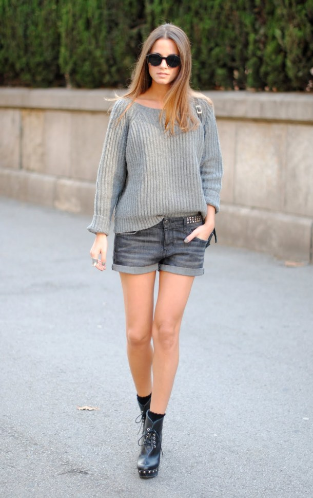 shorts-sweater-style-trend