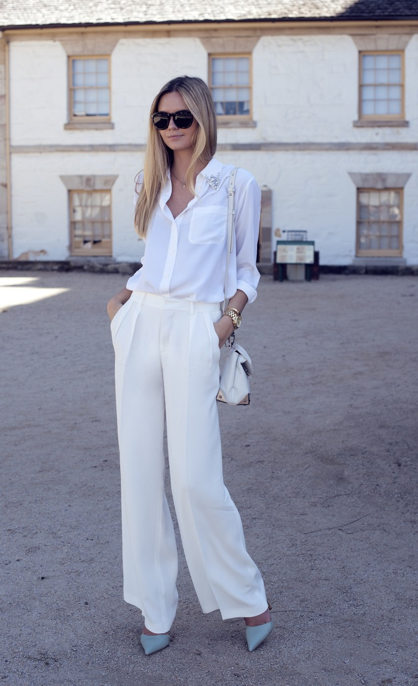 Find great deals on eBay for white wide leg pants. Shop with confidence.