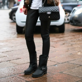 Baby Girl You Need Some Rocknroll: The Motorcycle Boots 2013Trend!