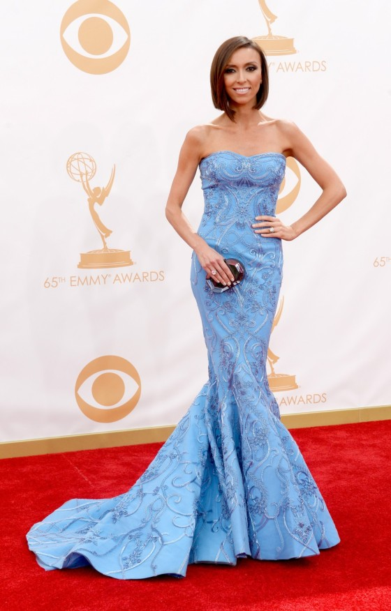 2013-emmy-red-carpet-dresses-giuliana-rancic