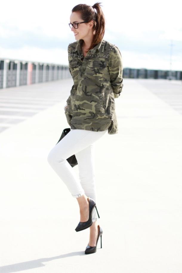 army-jacket-heels