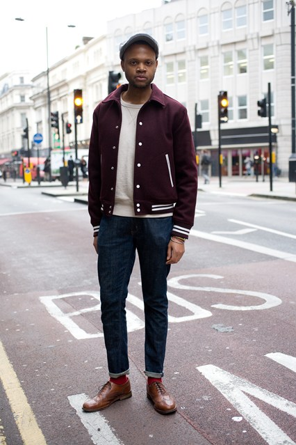 autumn-streetstyle-men-bomber-jacket