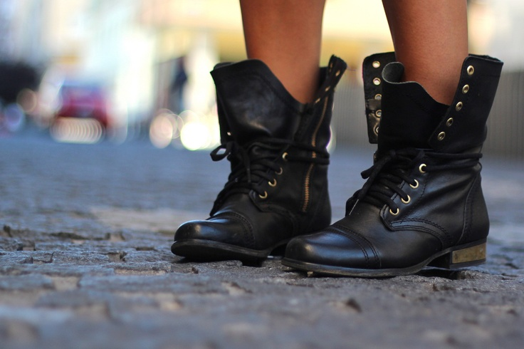 Baby Girl You Need Some Rocknroll: The Motorcycle Boots 2013 Trend ...