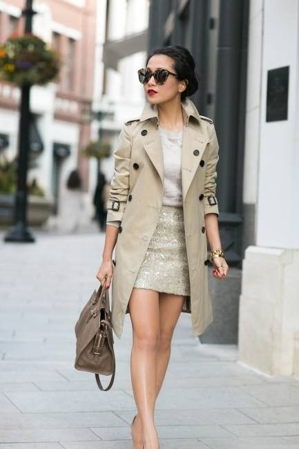 How Do You Like Your TRENCH COAT?