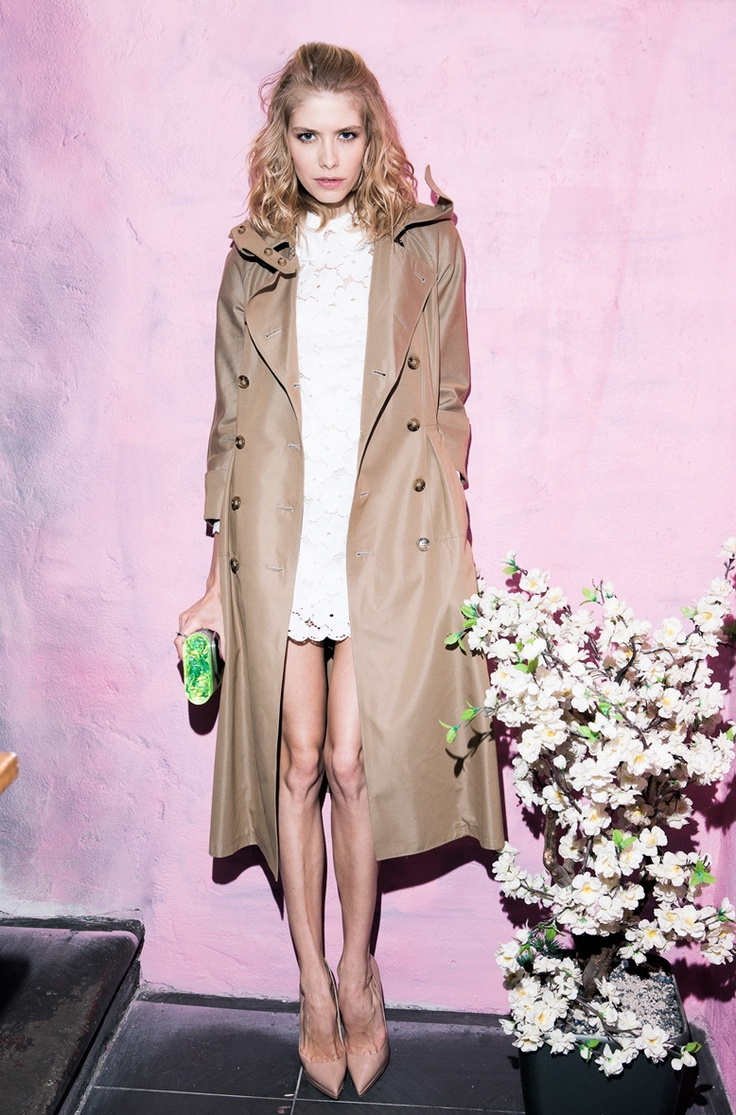 How Do You Like Your Trench Coat The Fashion Tag Blog
