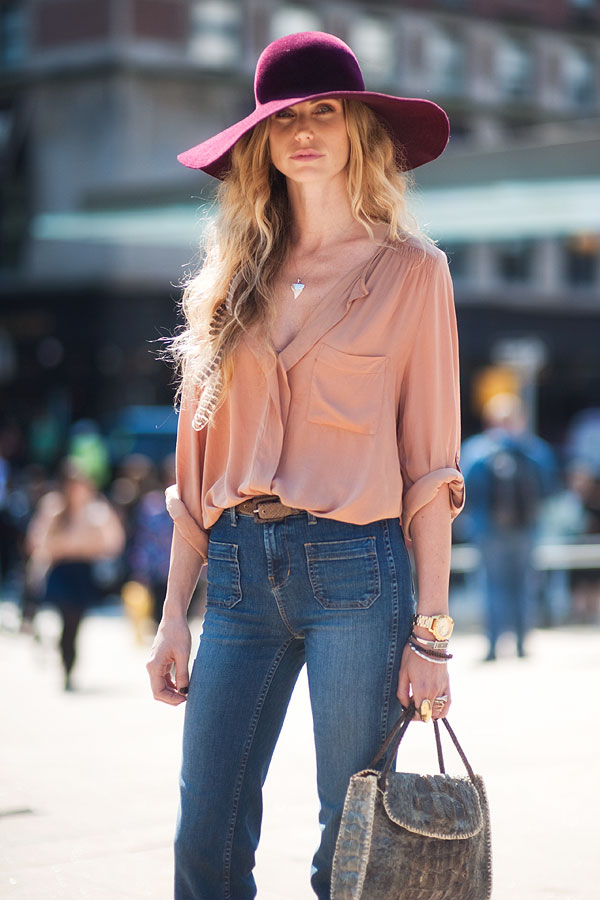 floppy-hat-look