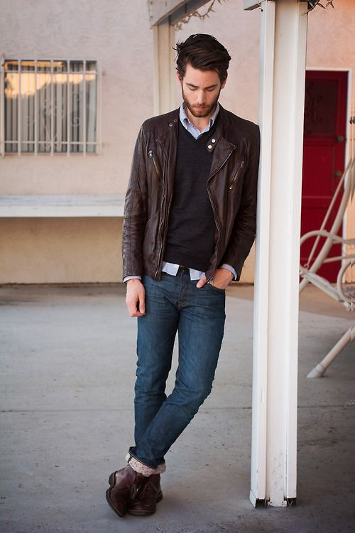 leather-jacket-men-street-style-autumn
