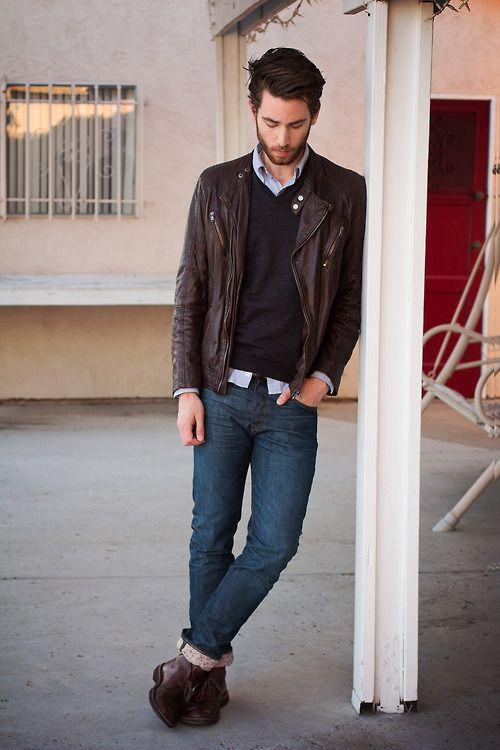 leather-jacket-men-street-style-autumn